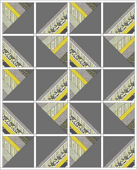 fun quilt pattern!