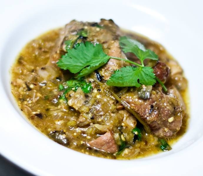 New Mexican chile verde | Favorite Recipes | Pinterest