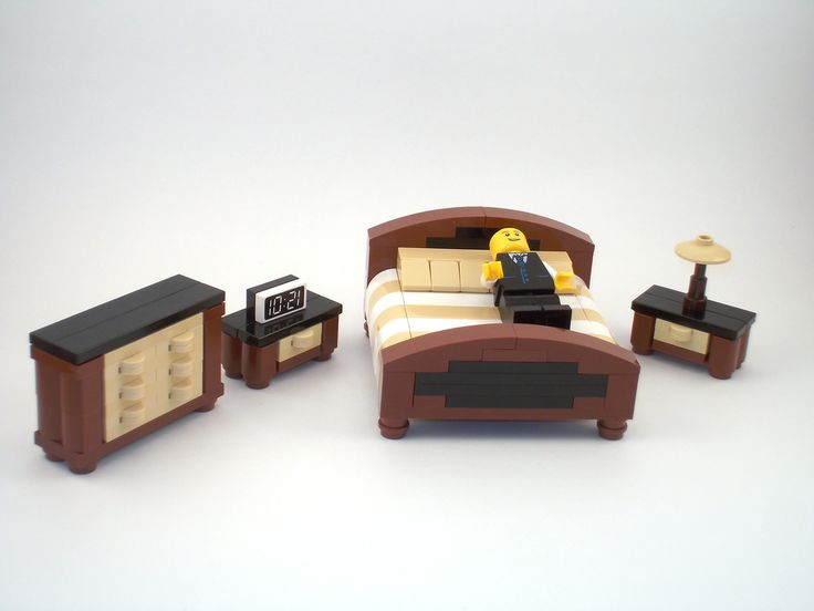 Lego Furniture Legos Pinterest