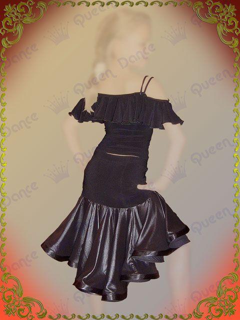 Шьем платье своими руками для танцев 89