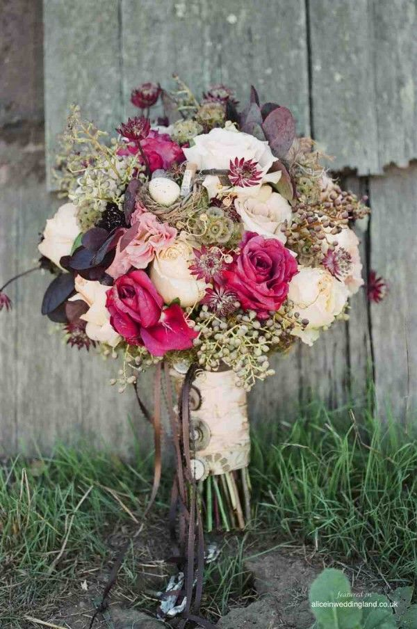 Perfect country bouquet