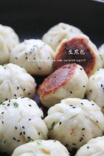 Pan-Fried Dumplings | bites | Pinterest