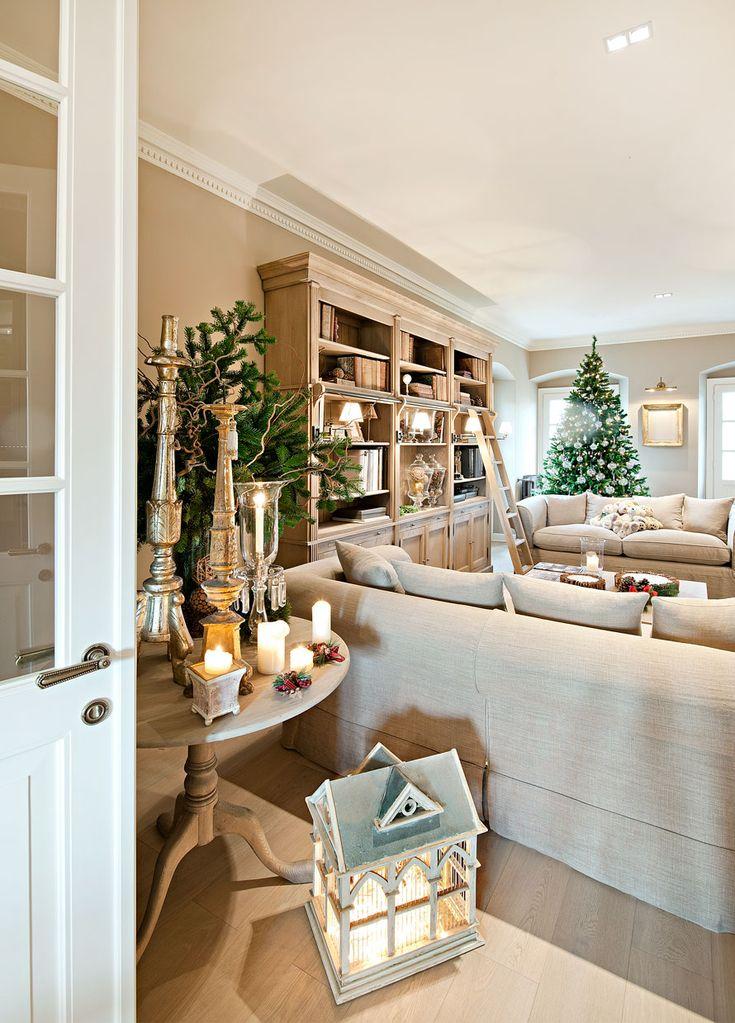 Shabby and charme una splendida atmosfera natalizia for Arredo chic
