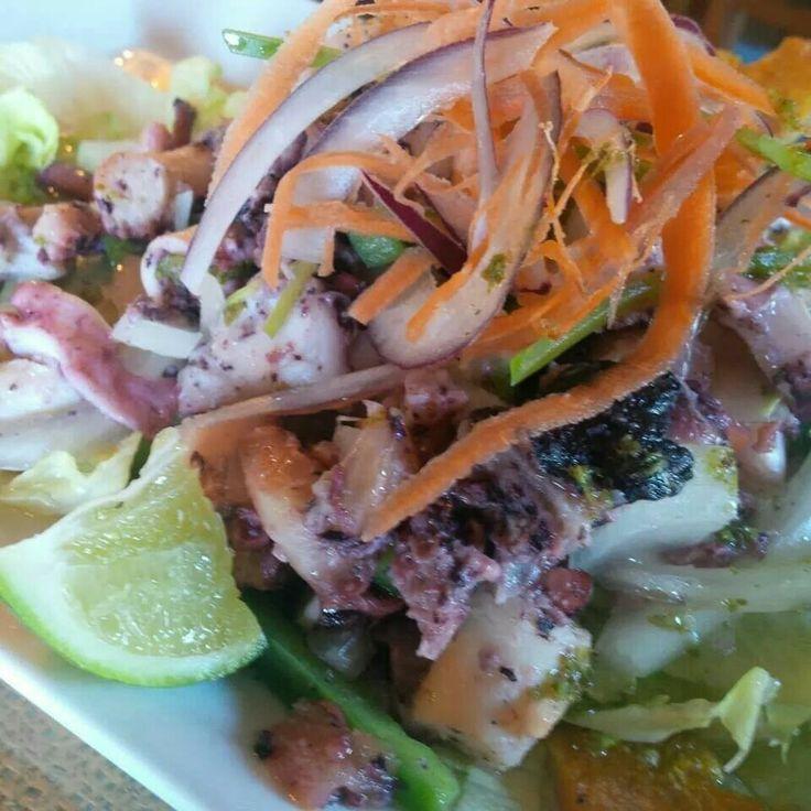 Octopus Salad... | Food & drinks | Pinterest