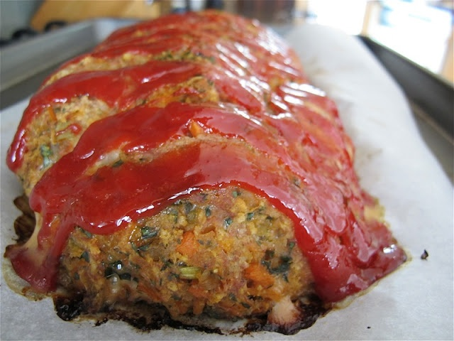 Turkey Meatloaf... | Yumsology | Pinterest