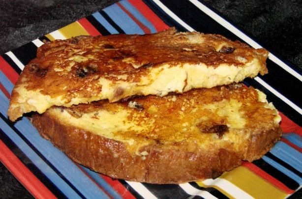 Panettone French Toast - same recipe as Giada DeLaurentis. Special ...