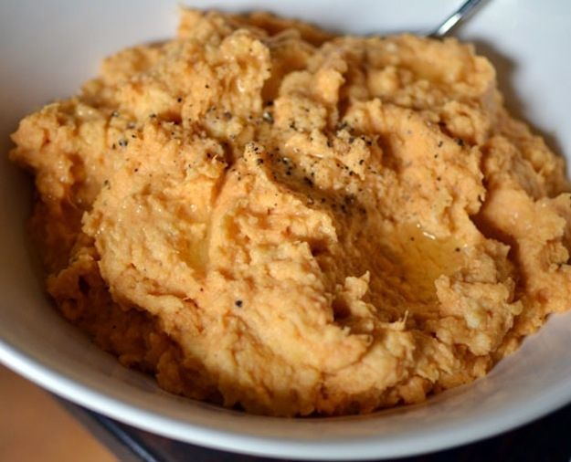 Creamy Whipped Rutabaga, this is a wonderful alternative to mash ...