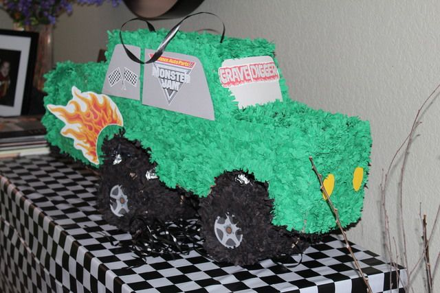 Grave Digger Invitations as best invitations sample