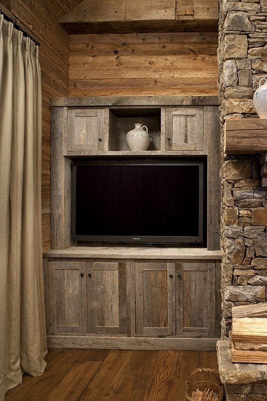 Barn wood kitchen 4 home decor diy ideas pinterest for Barn kitchen designs