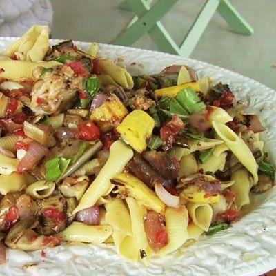 Summer Ratatouille Pasta | Recipe