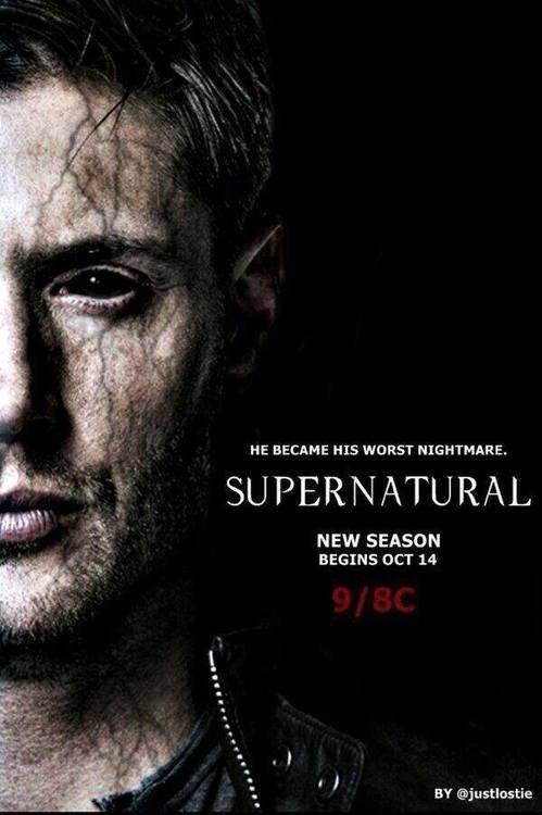 supernatural season 9 iphone wallpaper