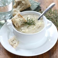 Potato Rosemary Soup | What's Cooking/Baking? | Pinterest