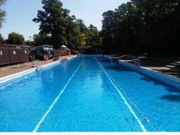 100 meter pool Sherpa secret training locations Pinterest