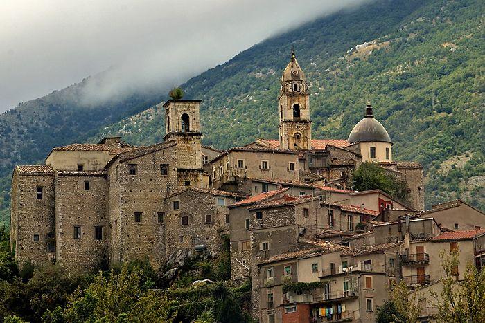 Benevento Italy  city photo : Cusano Mutri, Benevento, Italy | Places I've been | Pinterest