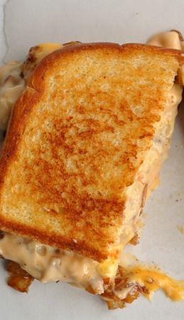 GRILLED CHEESE ANIMAL STYLE | Yummy Yum Yum | Pinterest