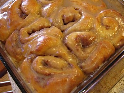 Pioneer Woman's Cinnamon Rolls Recipes — Dishmaps