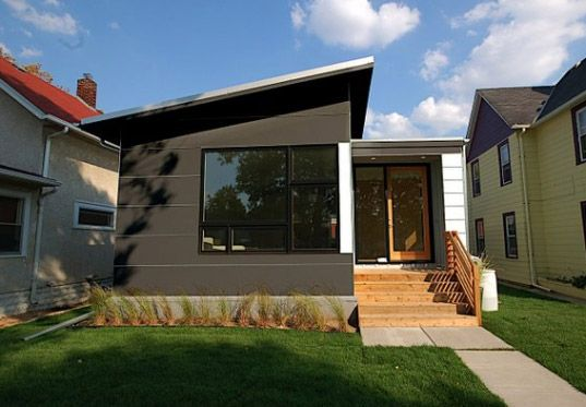 900 Sq Ft Prefab Modest Mod And Tiny Homes Pinterest