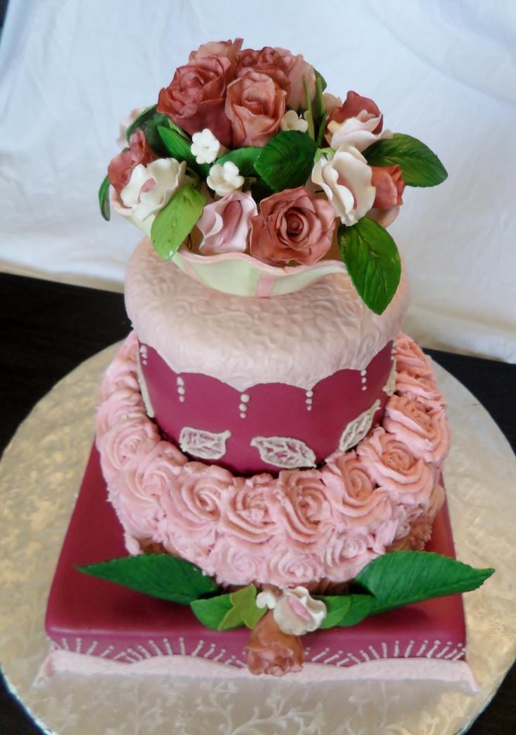 Jeanine Birthday Cake