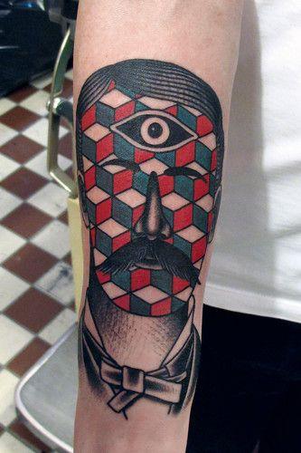 Korina Emmerich Tattoo
