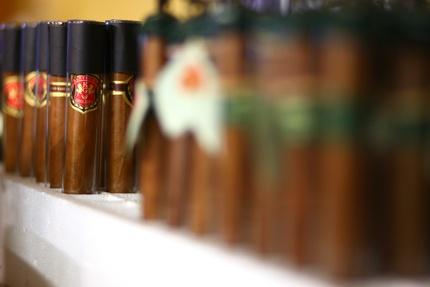 Kentucky Gentlemen Cigar in Lawrenceburg!