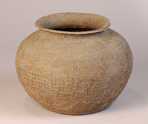 Earthenware Pot Mueang Nonthaburi Baskets Bowls And