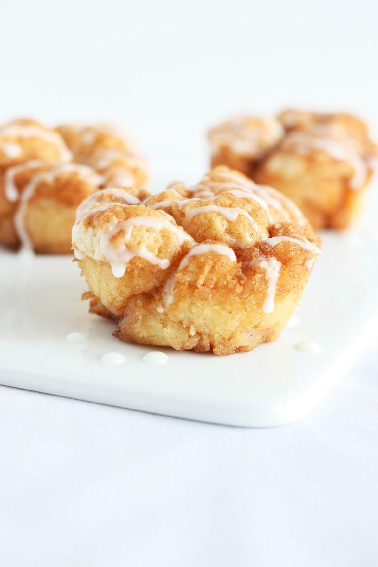 Monkey Bread Muffins | MuffinPan Recipes | Pinterest