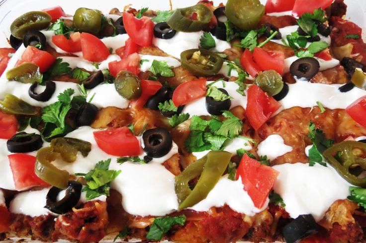 Taco Lasagna | Food & Drink that I love | Pinterest
