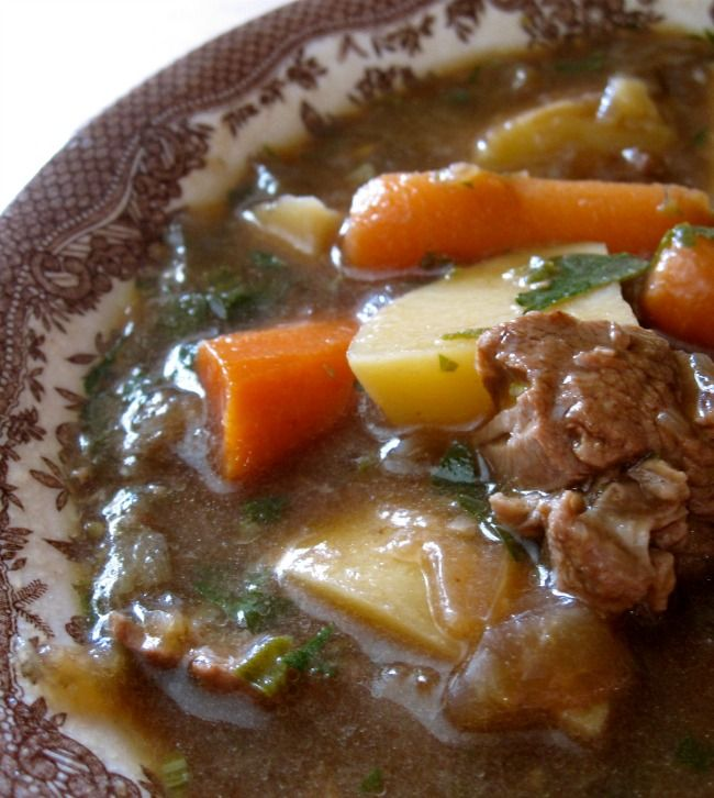Recipe: Irish Lamb Stew | All things FOOD | Pinterest