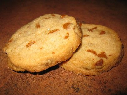 Cinnamon chip shortbread cookies   Dessert   Pinterest