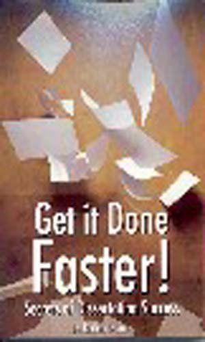 get it done faster secrets of dissertation success
