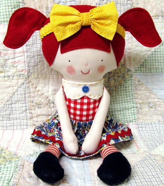 Товары похожие на Ragdoll Pattern, PDF, куклы модель, Pattern ткани куклы, Pattern Rag Doll, мягкие куклы модель, строчки на Etsy