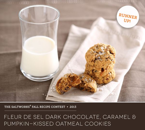 Dark Chocolate Shortbread With Fleur De Sel Recipe — Dishmaps