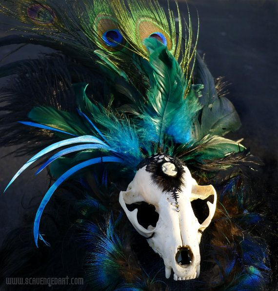 Animal Skull Headdress