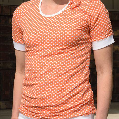 Original 30 New T Shirt Dress Pattern For Women U2013 Playzoa.com