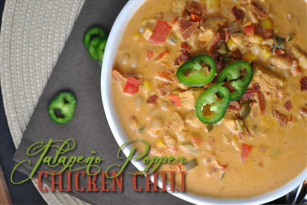 My Prize-Winning Soup Recipe: Jalapeño Popper Chicken Chili