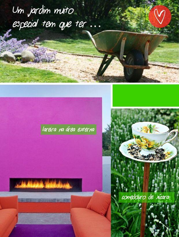 ideias para meu jardim : ideias para meu jardim:ideias para o jardim