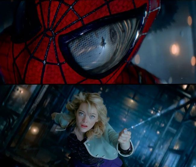 emma stone, the amazing spider man 2, gwen stacy death ...