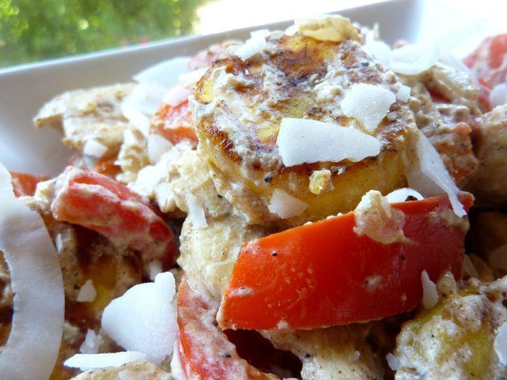 ... maduros en gloria sweet plantain casserole grilled plantain spears