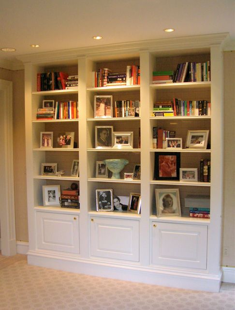 Built In Wall Unit Home Decorating Inspirations Pinterest