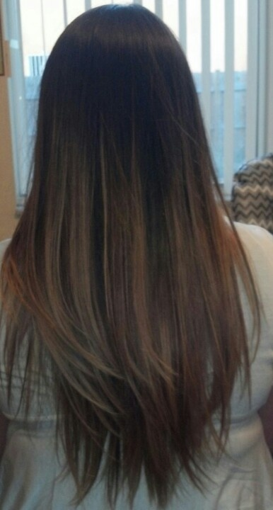 Ombre Hair Color Combinations | hairstylegalleries.com