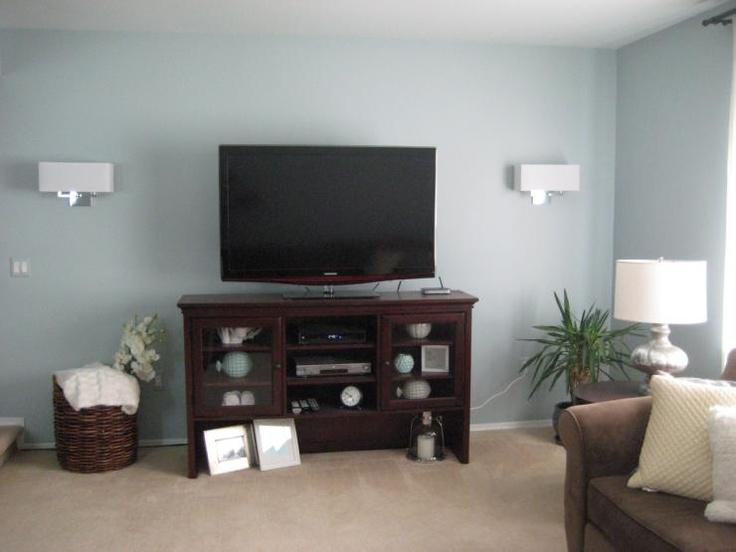 benjamin moore smoke basement pinterest. Black Bedroom Furniture Sets. Home Design Ideas