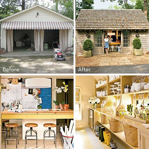 Roundup 5 Incredible Garage Turned Living Space Makeovers
