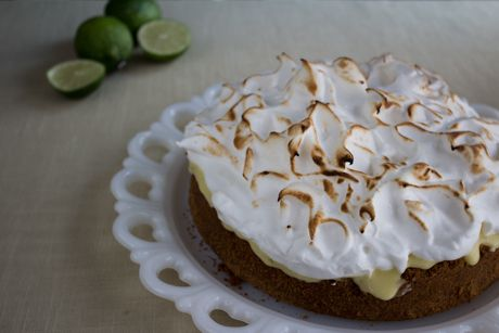 Key Lime Cheesecake Pie | Recipes - Cakes & Frosting | Pinterest