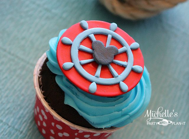 Nautical Mickey Mouse