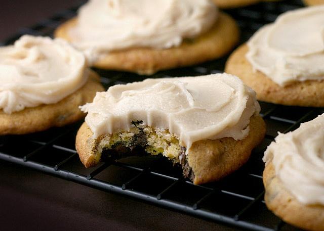 Pumpkin Pecan Chocolate Chunk Cookies | Cookies | Pinterest