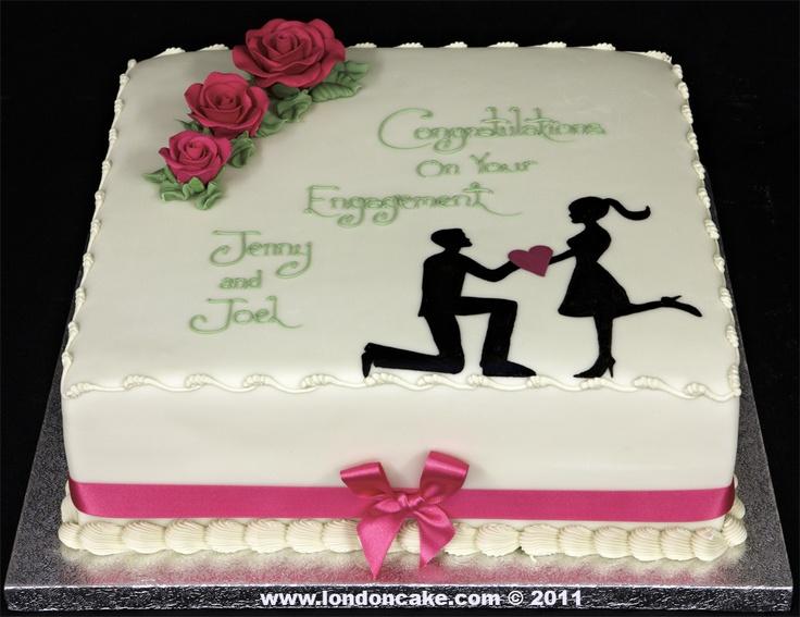 Engagement Cake Decorations : Engagement Cake Quotes. QuotesGram