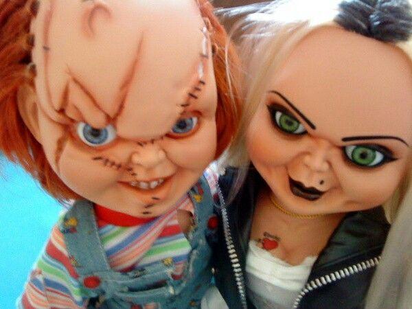 Chucky and tiffany mad love chucky nd tiffany pinterest
