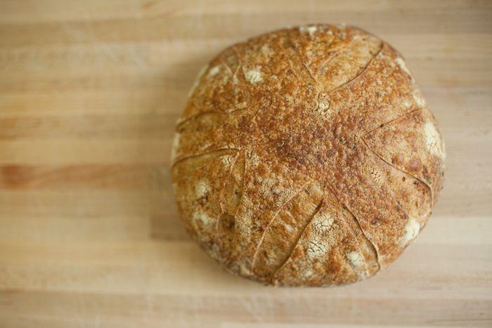 Multi Grain Boule | Recipe