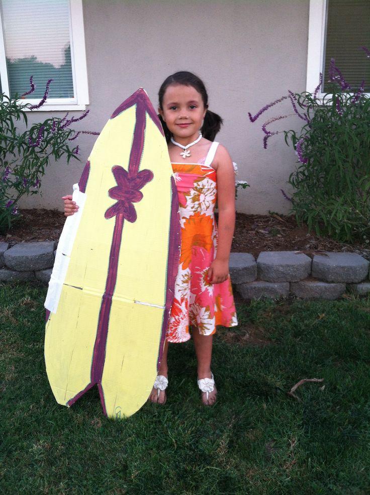Teen beach movie costume mack homemade upcycled