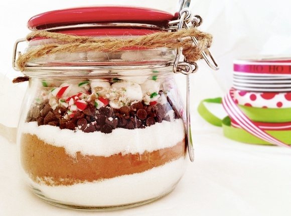 Mix It Up - Hot Cocoa in a Jar   Glas   Pinterest